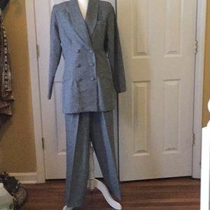 Jennifer James 2 piece pants suit